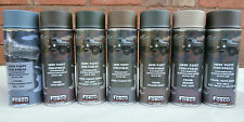Army Spray Paint Cans 400ml Military Spec Paint Industrial NATO / US Aerosol