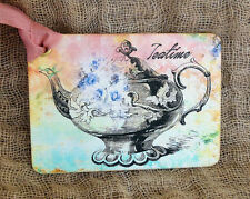 Hang Tags  VINTAGE TEA TIME TEAPOT TAGS or MAGNET #463  Gift Tags