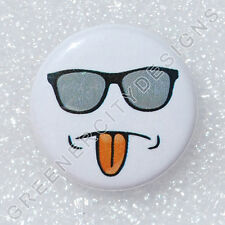 Q16 - Smiley Face with Sunglasses - Sticking Tongue Out, Attitude, Cool Dude