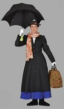 Deluxe Mary Poppins English Nanny Costume- Theatrical Quality