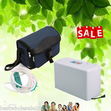 SALE!!  Portable Oxygen Concentrator Generator Battery Home care Car/Travel USE