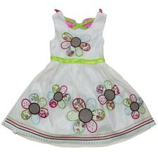 Litter Princess Party Dress Child Floral Frock New Designs For 1-6Y Baby Girls