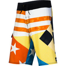 NEW MENS QUIKSILVER CYPHER ECHO 21 4 WAY STRETCH BOARDSHORTS size 38