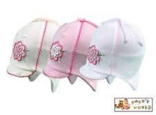 Baby girl / girls hat SPRING / AUTUMN size 0 - 9 months NEW - 2 colours