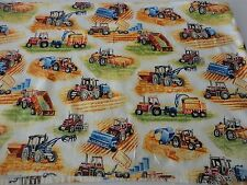CUSTOM TRACTOR COMBINE TRAILER TAILORED VALANCE BLUE GREEN YELLOW RED ORANGE