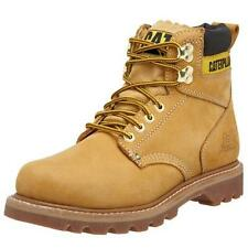 Caterpillar Second Shift - Men's Work Boot - Honey