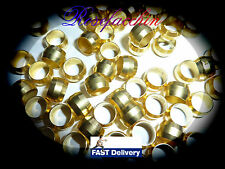 12mm Brass Pipe Compression Ring Olive Fittings Gas Water Lpg Air Tap Oil Fuel