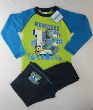 BNWT Official Disney * Monsters University * Pyjamas. Age 4-5, 5-6, 7-8 Years.