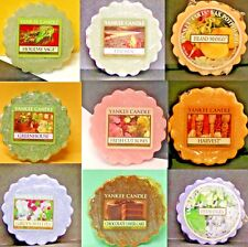 (D-I Scent Choices) Yankee Candle TARTS WAX MELTS Potpourri Tart VARIETY (D - I)