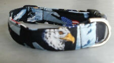 Military Dog Collar featuring Air Force Designs