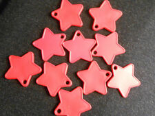 Pack 10 Helium Balloon Weights Choose Various Colours STARS