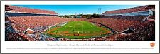 Clemson Tigers Frank Howard Field Memorial Stadium Panoramic Photo End Zone NEW