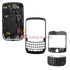 Full Housing Middle Chassis Battery Back Cover Door For BlackBerry Curve 8520