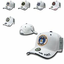 Military Air Force Marines Navy Army Coast Guard Sandwich Ball Hats Hat Caps Cap