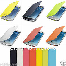 DIARY FLIP CASE COVER FOR SAMSUNG GALAXY S3 SIII S 3 i9300 color black /white ..