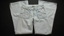 HUDSON Jeans Flare Light Wash Womens New Select Size 25 and 28