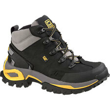 Caterpillar Interface Hi Steel Toe Hiker - Men's Work Boot - Black