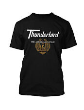 Classic Thunderbird Wine 80's Men and Lady fit t-shirt