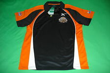 Wests Tigers 2014 Players Polo S - 5XL Black Shirt NRL New BLADES SALE