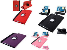 Leather 360 Rotating Smart Screen Cover for Samsung Galaxy Note 10.1 N8000 N8010