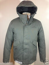 NWT Eddie Bauer North Slope All-Purpose 600 FillP Down Jacket Weatheredge DKSmke