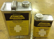 DURAL Quick Service (Drying) Rubber Contact Cement Glue GA / QT Leather Art Shoe