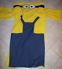Minion Snuggie Despicable ME / Blanket Custom Made New Child & Adult Size