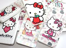 For iPhone 4 4S - Hard Back Protector Snap On Skin Case Cover SANRIO HELLO KITTY