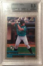 2000 Miguel Cabrera RC Topps Traded BGS 8.5 NM-MT+  Choose Sub Grades from List
