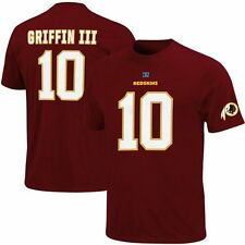 Robert Griffin RG3 Washington Redskins Maroon T-Shirt