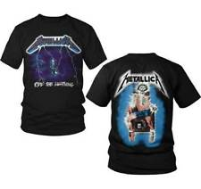 METALLICA Ride The Lightning SHIRT S M L XL XXL Official T-Shirt NEW TShirt