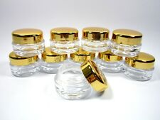 Container Refill Cream Cosmetic Make Up Empty Tester Travel 3 g Set 10-100 Jar