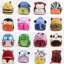 15 Style Baby Toddler Kid Child Cartoon Animal Backpack Schoolbag Shoulder Bag