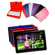 "HyperTAB 7"" Tablet A23 Dual core Android 4.2 4GB Web Cam WIFI Play Pab Keyboard"