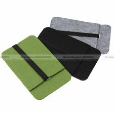 Felt Fashion Mobile Phone iPhone MP4 MP3 Holder Cover Eco Bag Case Purse WBG1010