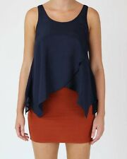 Otto Mode Hosanna Top - Blue