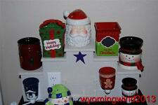 Scentsy Warmers Christmas Collection