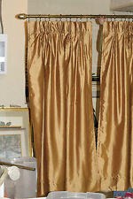 Chris Madden Mystique Pinch Pleat Curtains - Multiple Sizes and Colors