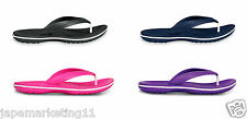 NEW GENUINE CROCS MENS WOMENS UNISEX CROCBAND FLIP FLOPS