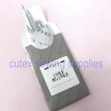 10 Organ 190LR MTX190LR Leather Sewing Needles for Pfaff Industrial Machines
