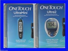 One Touch Ultra Mini & Ultra2 Glucose Meter Combo - Pick Your Color Combo!