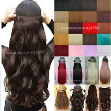 cheap price clip in hair extensions Real quality Curly Straight 40 colors ss VP