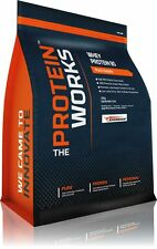 1KG PURE WHEY PROTEIN ISOLATE POWDER from THE PROTEIN WORKS™ 90% PROTEIN CONTENT