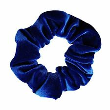 Velvet Scrunchie Ponytail Holder Hair Accessories Available in 40+ Colors/Prints