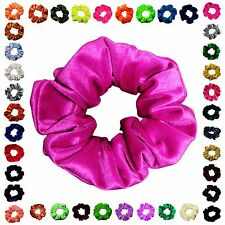 Scrunchies Velvet Ponytail Holder Hair Accessories Available in 40+ Colors