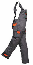portwest contras bib and brace overalls, bib and brace coveralls, workwear
