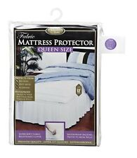 Deluxe Vinyl Zippered Mattress Cover Water Proof Protect against Bed Bugs