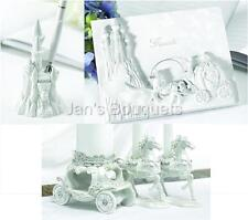 Once Upon a Time Fairy Tale Wedding Ceremony ~ Unity Stands~ Guest Book & Pen