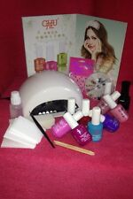 LED FAST 1 MINUTE CURE Nail Gel Polish Starter Kit set complete