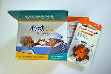 SIEMENS TOUCHING HEARING PERSONAL SOUND AMPLIFIER AND BATTERIES SHIP FROM USA